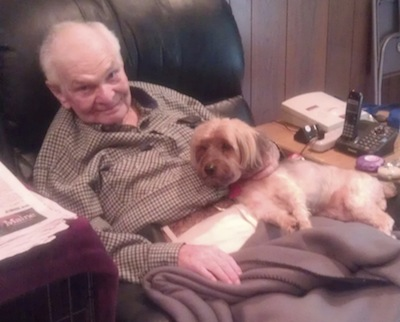 Buddy & Gramps