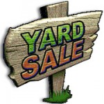 PAWS Yard Sale2018