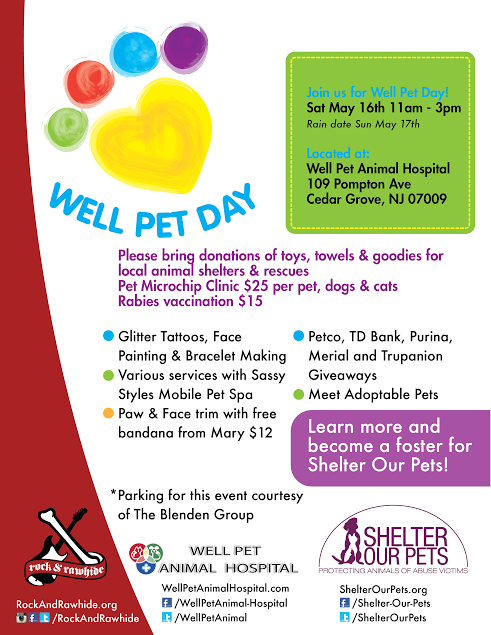 2015 Well Pet Day