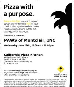 California Pizza Kitchen Willowbrook