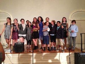 Image Concert 2016 cast
