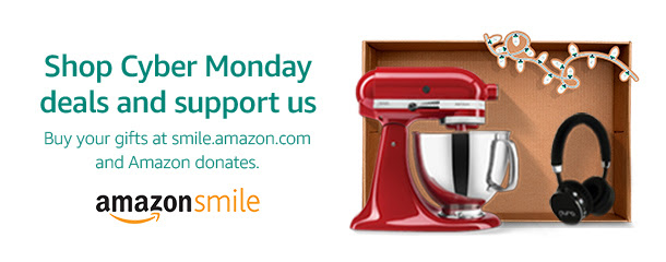 Amazon Smile Cyber Monday